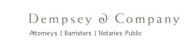 Turks and Caicos Attorneys - Dempsey & Company